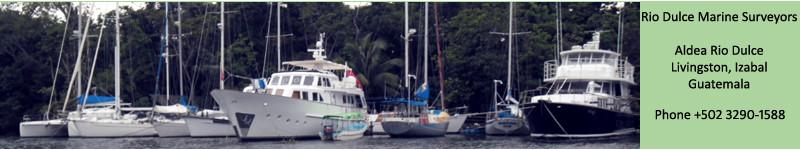 Rio Dulce Marine Surveyors